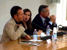 Piero Colaprico e Luciano Garofano