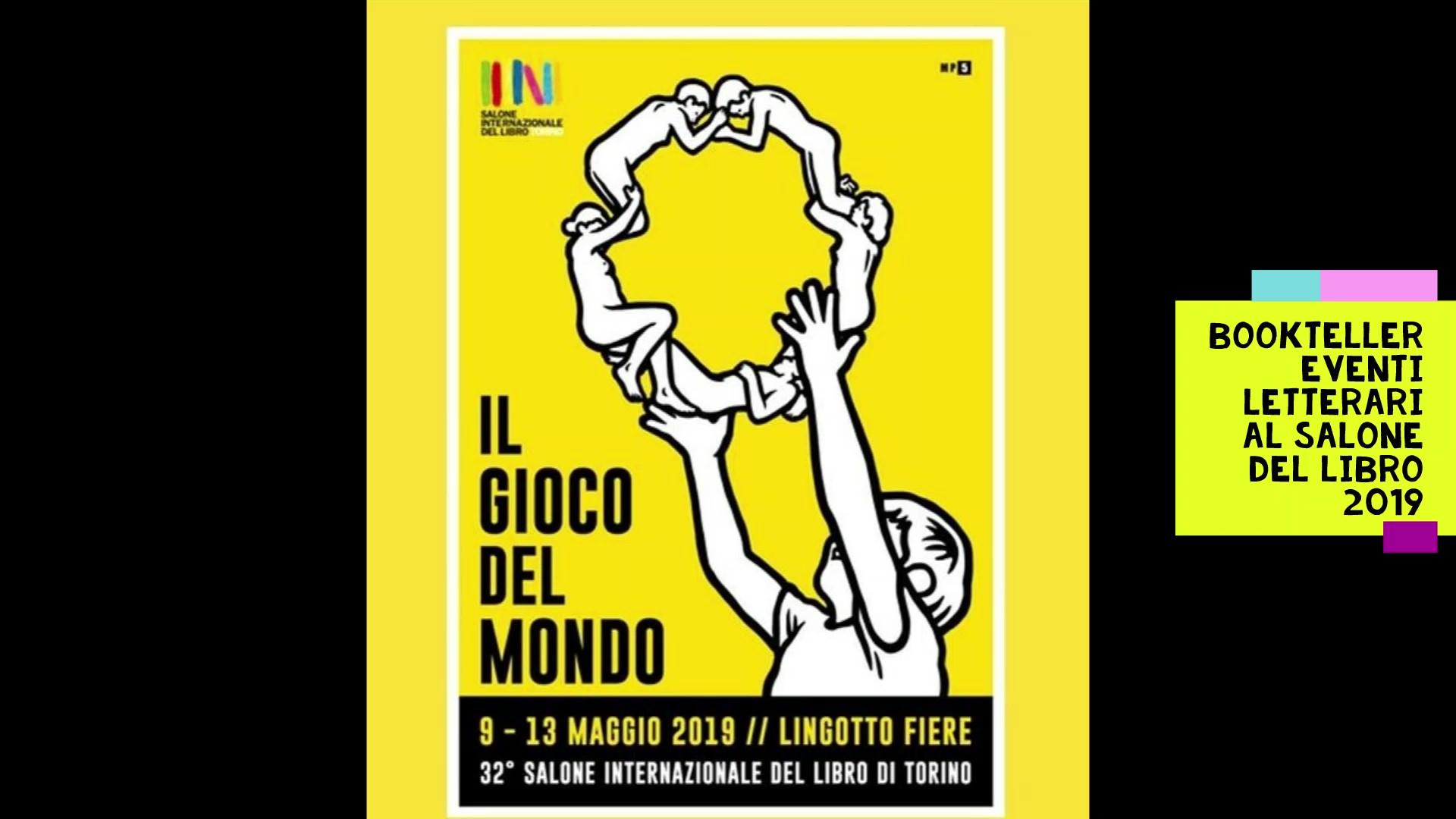 Bookteller Eventi Letterari Salone di Torino 2019_Moment